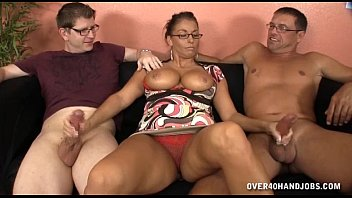 bound jerking lady sonia male4 Black parents teach daughter