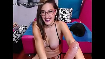 hot with tits webcam big girl Double strapon male