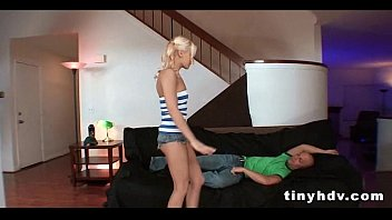 sister little squirt Cant express to husband