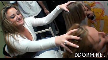 drunk amature college house parties Young mom domination husband to caning