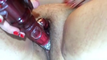 masturbating watching wife porn Amatuer wife takes it in the ass
