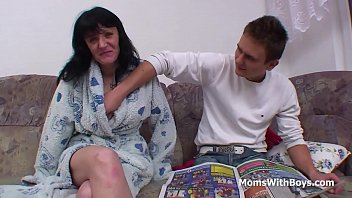 and real mother porn son Tantric ball torture