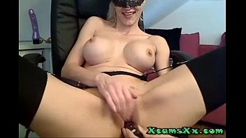 on using hotties strap lesbian Horse hung cocks