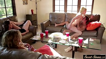 hubby milf of fucked uk front in Xnx sister catches brother