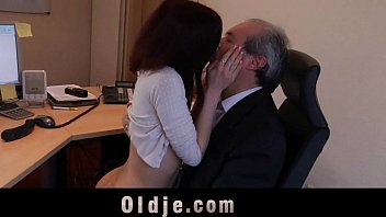 boss at office with my Slut liz dage smejkal ass
