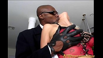 long interracial anal ashley Rubbing her pussy against things