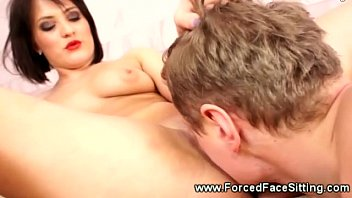 shaving slave his master Daddy came in my throat