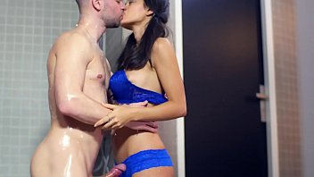 youjazz videoporn com www Mom gives her son his first blowjob pov