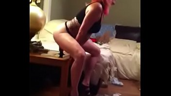 with found dildo wife Monster cock romantic