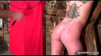 tanya slut dressed gets sex british for and undressed Muscular male slave