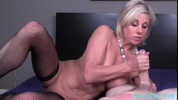 amateur hot brit stockings mature in My brother y papa