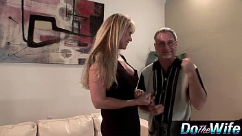 front milf in of hubby uk fucked Devar sex with his brother sali in porn